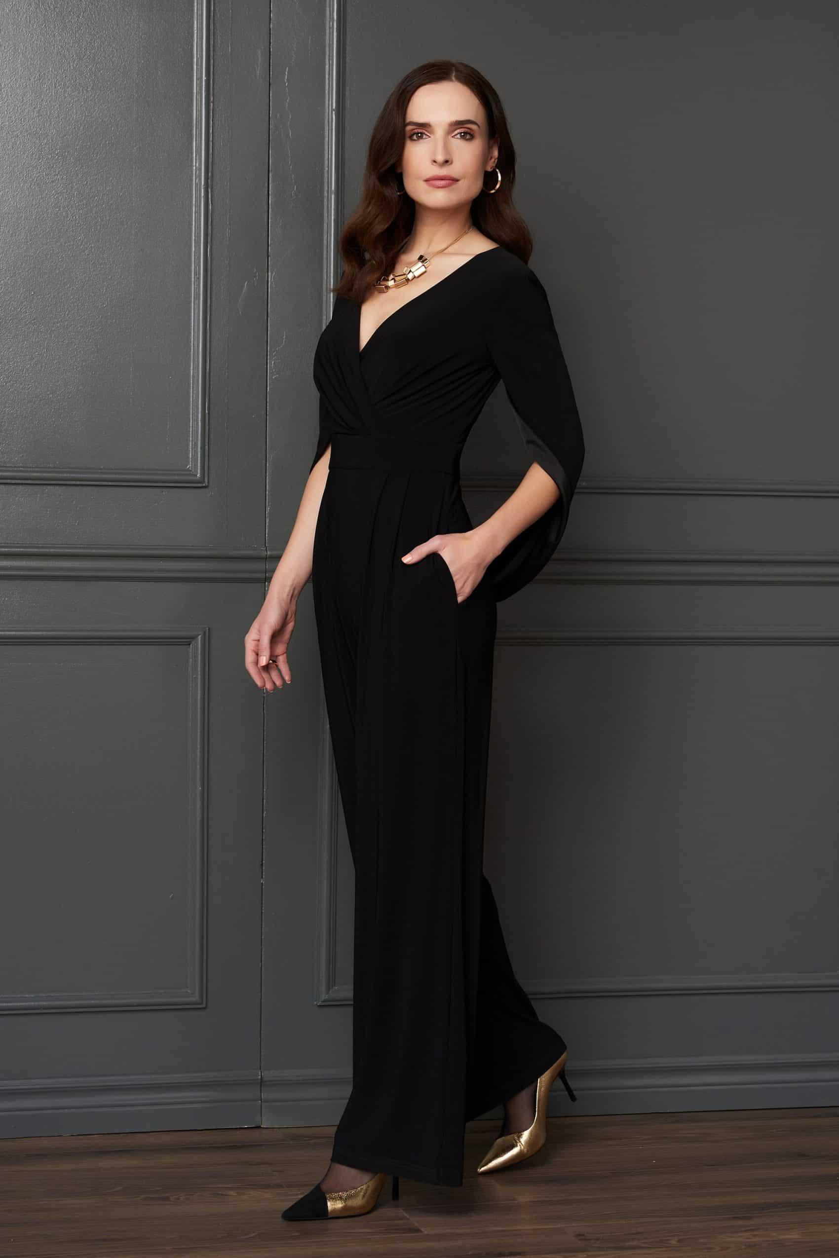 Special Events Black Dress